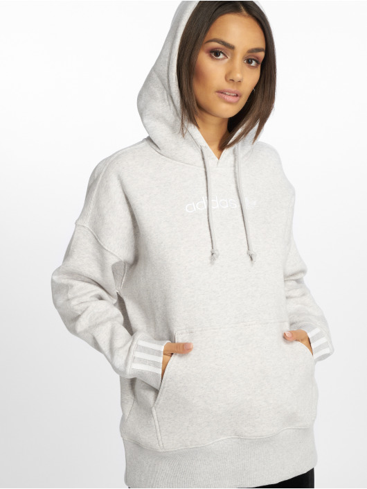 adidas originals Hoody Coeeze grijs