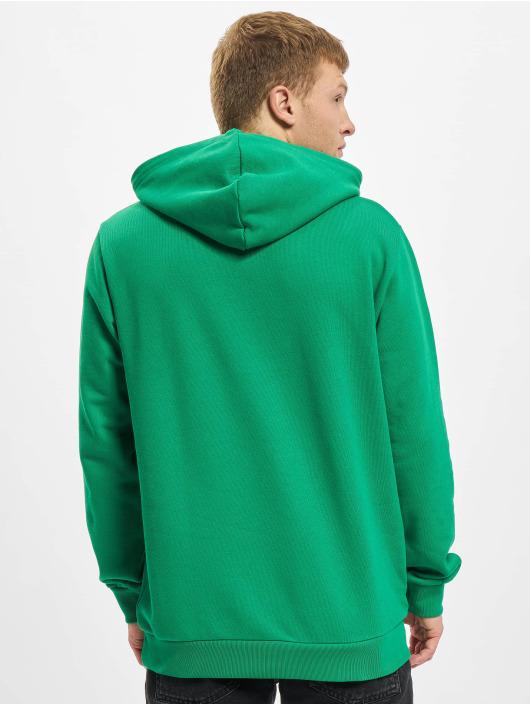 adidas Originals Hoody Trefoil grün