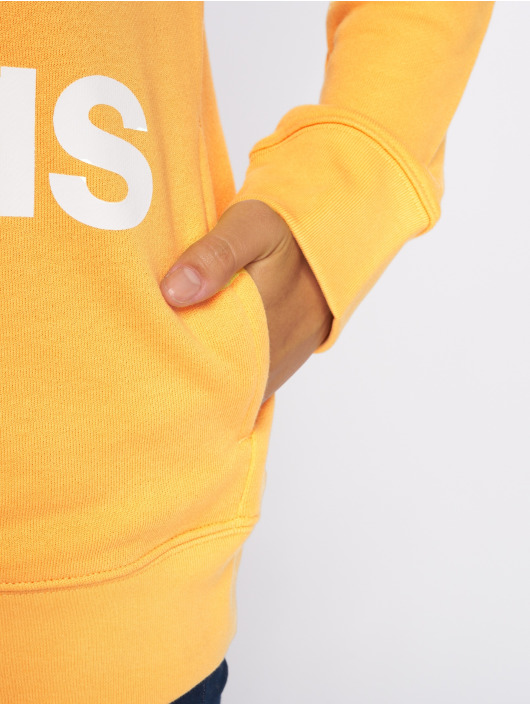 adidas originals Hoody Trefoil orange