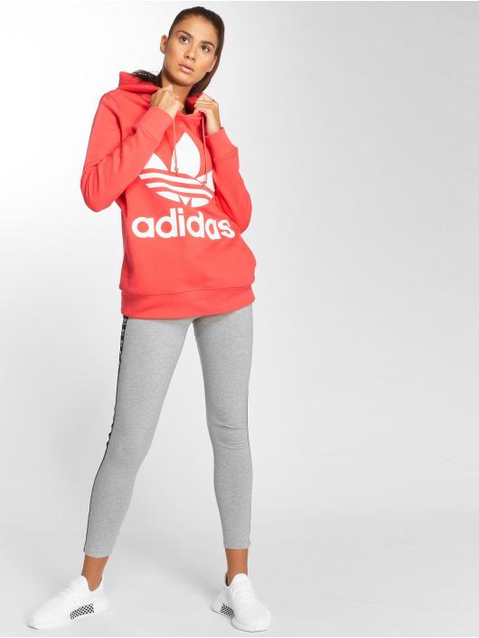 adidas originals Hoody Trefoil pink