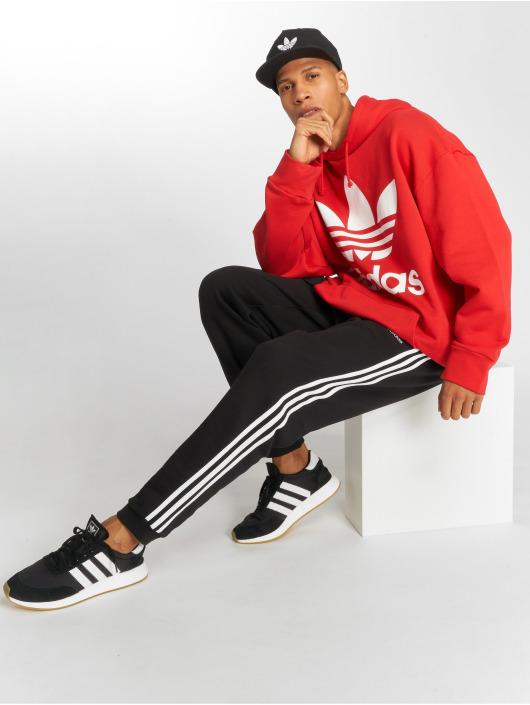 adidas originals Hoody Tref Over Hood rot