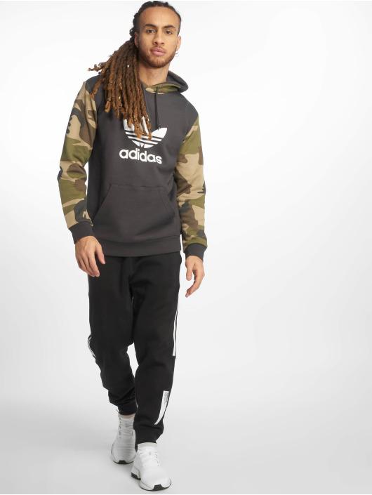 adidas originals Hoody Camo Oth schwarz