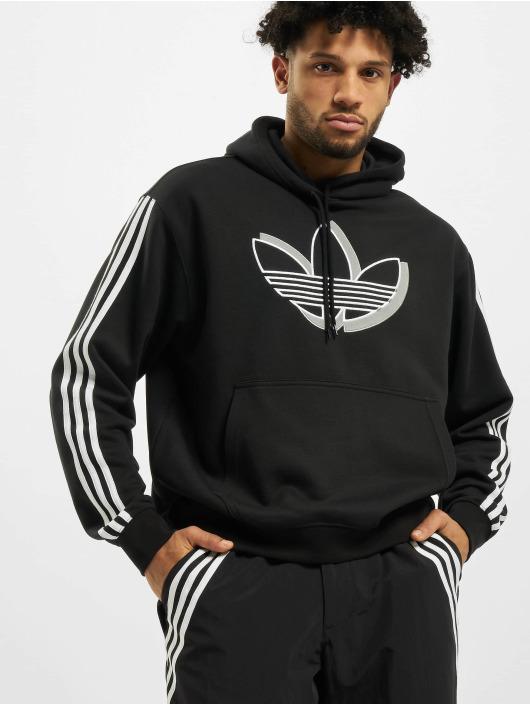 adidas Originals Hoody Shadow Trefoil schwarz