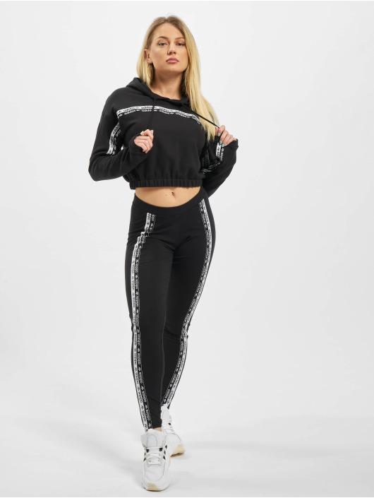 adidas Originals Hoody Cropped schwarz