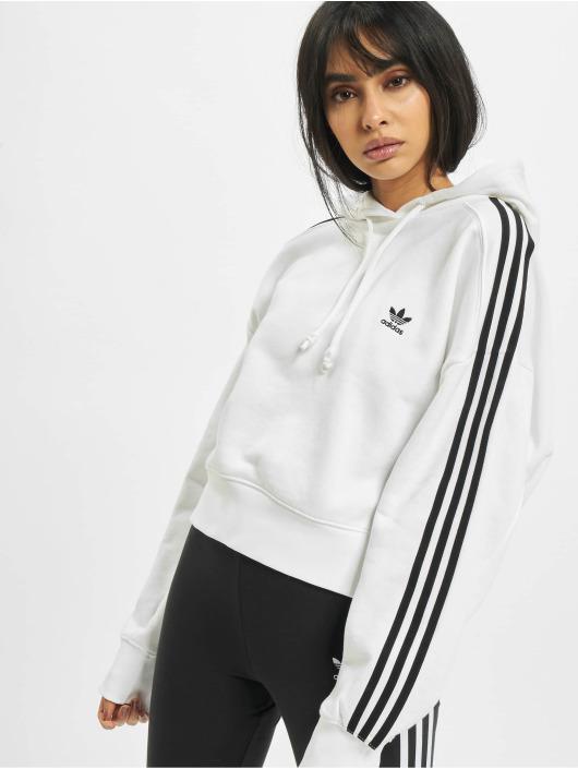 adidas Originals Hoody Short weiß