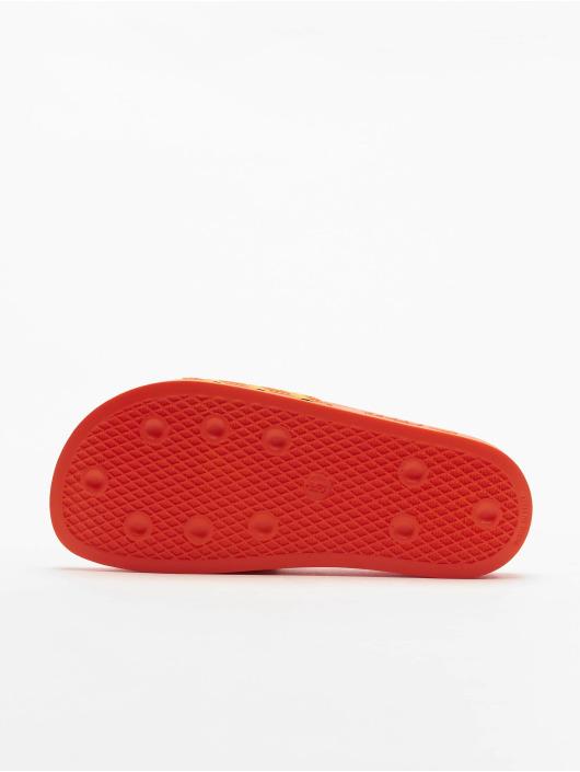 adidas Originals Japonki Adilette pomaranczowy