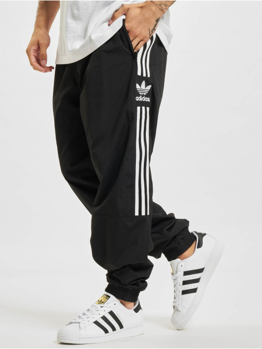 adidas Originals Joggebukser Lock Up TP svart