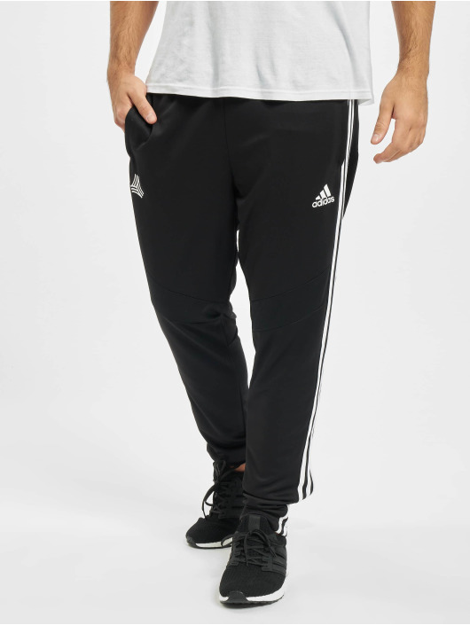 adidas Originals Jogging kalhoty Tan čern