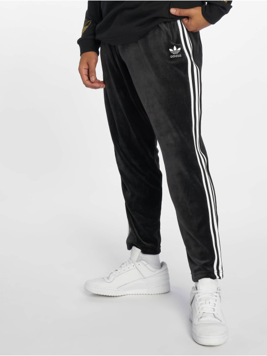 Sweat Black Adidas Pants Cozy Originals WDY9EH2I