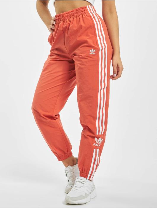 ensemble adidas orange femme