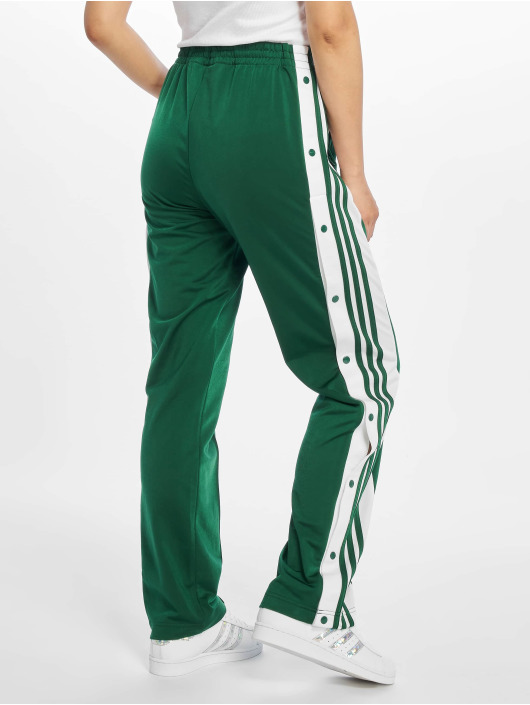 lo último b28a6 8f917 Adidas Originals Adibreak Pants Collegiate Green