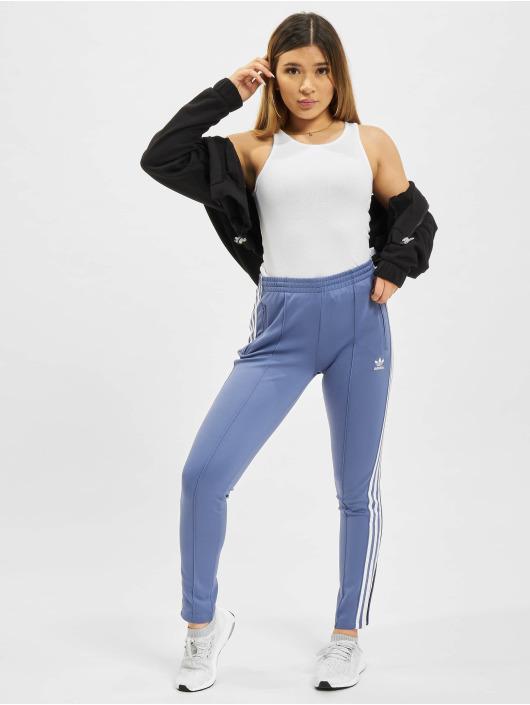 adidas Originals joggingbroek SST PB blauw