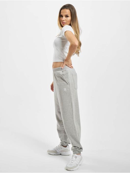 adidas Originals joggingbroek Cuffed grijs