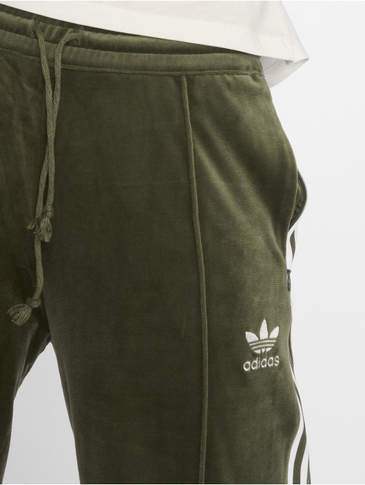 adidas originals joggingbroek Track groen
