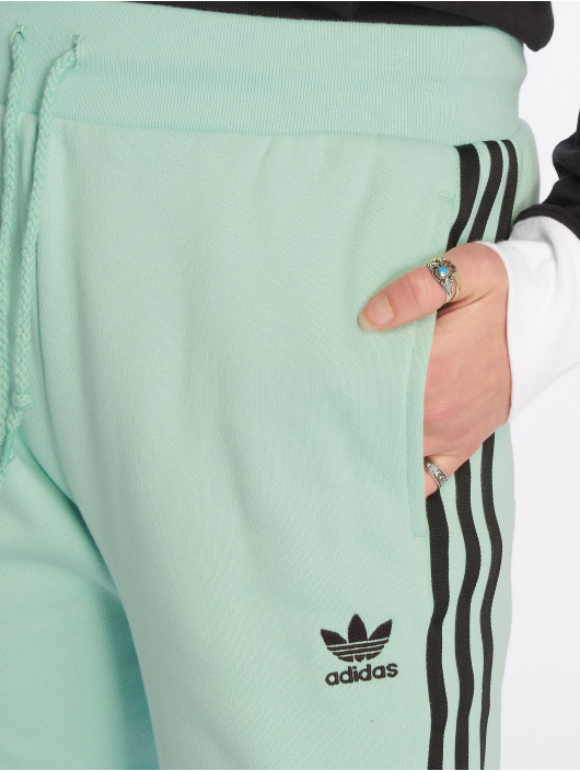adidas originals joggingbroek Cuf groen