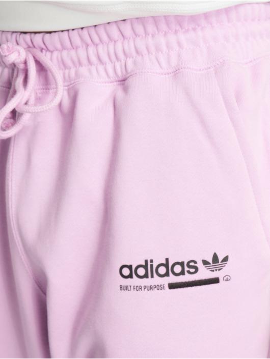 adidas originals joggingbroek Kaval paars