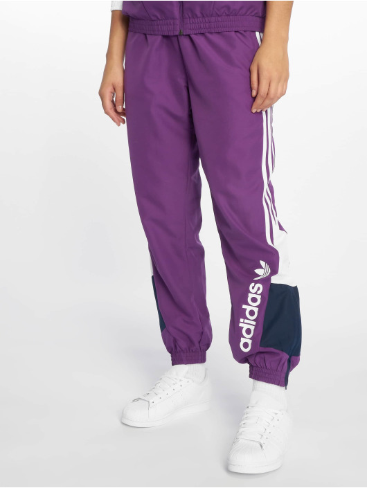 adidas originals joggingbroek Viotri paars