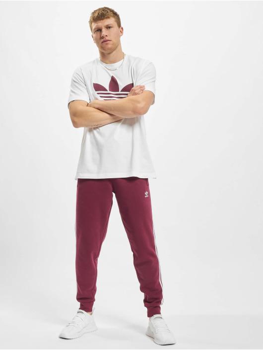 adidas Originals Joggingbukser 3-Stripes rød