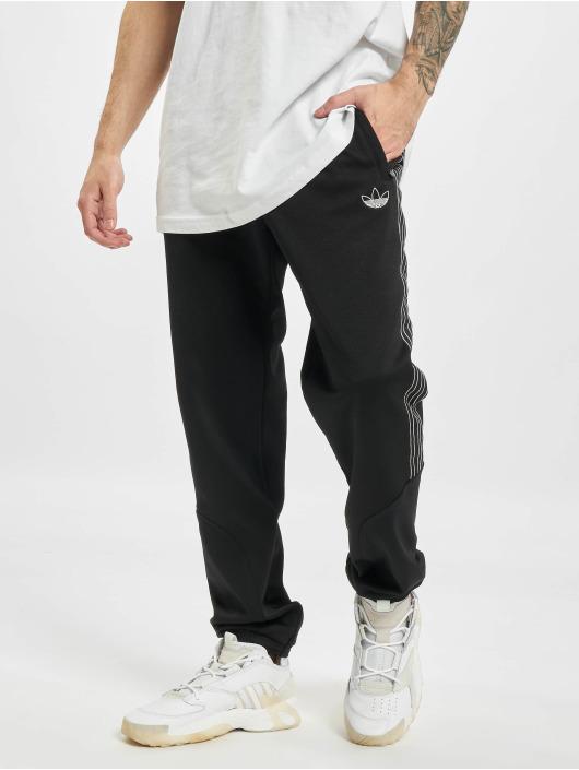 adidas Originals Joggingbukser Sport Poly sort