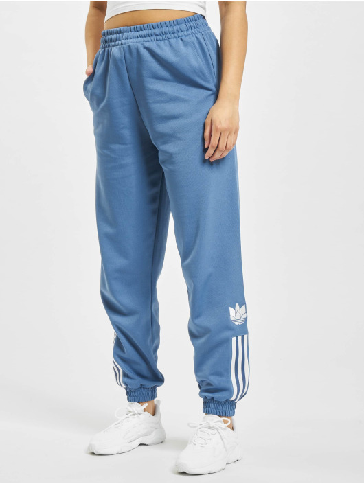 adidas Originals Joggingbyxor Track blå