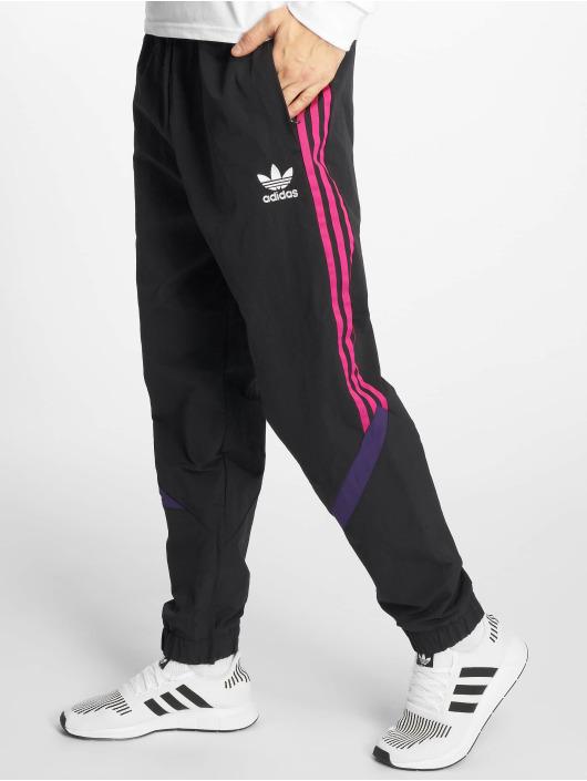 on sale c415d 5f7ff Adidas Originals Sportive Track Pants Black