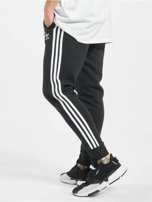 adidas Originals 3 Stripes Dress | Svart | Klänningar