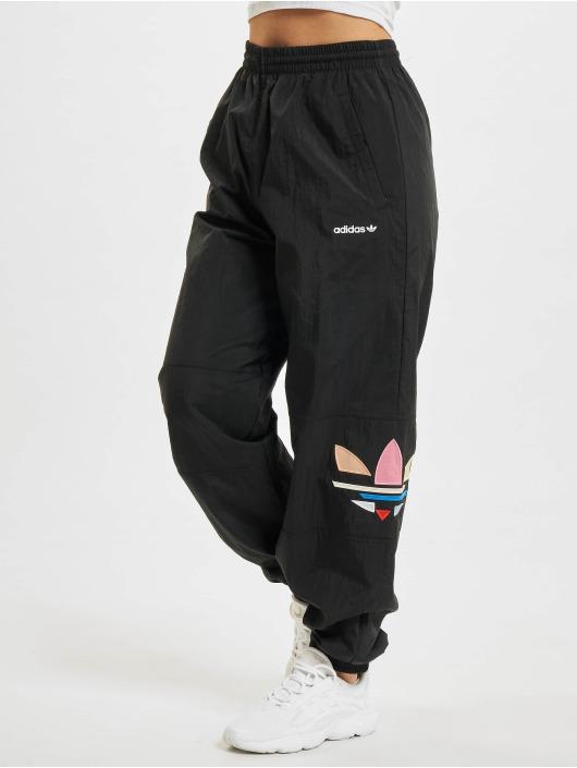 adidas Originals Joggingbyxor Shattered Trefoil svart
