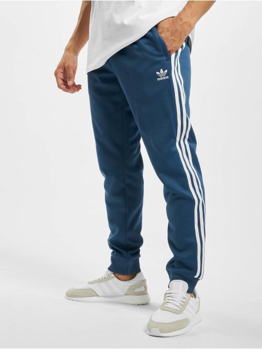 adidas Originals Jogginghose SST blau