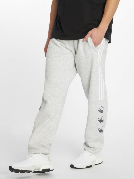 adidas originals Jogginghose Ft grau