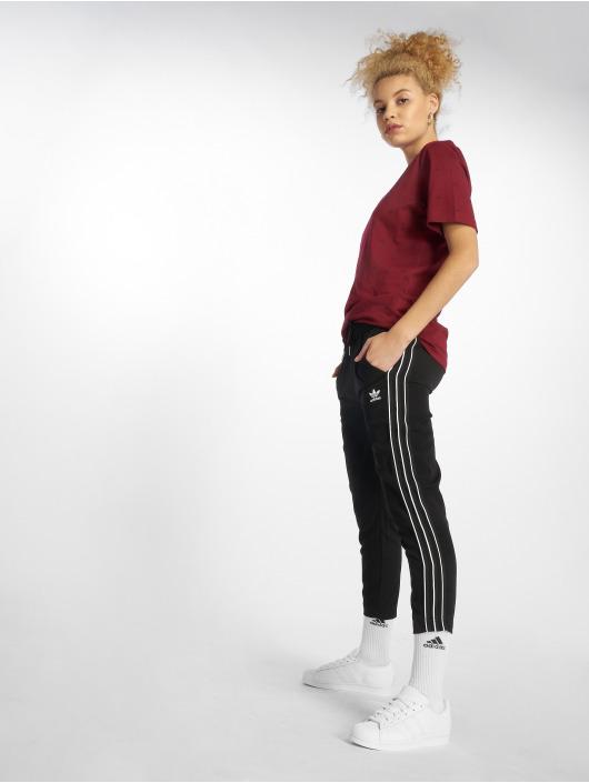 adidas originals Jogginghose SC Sweat schwarz