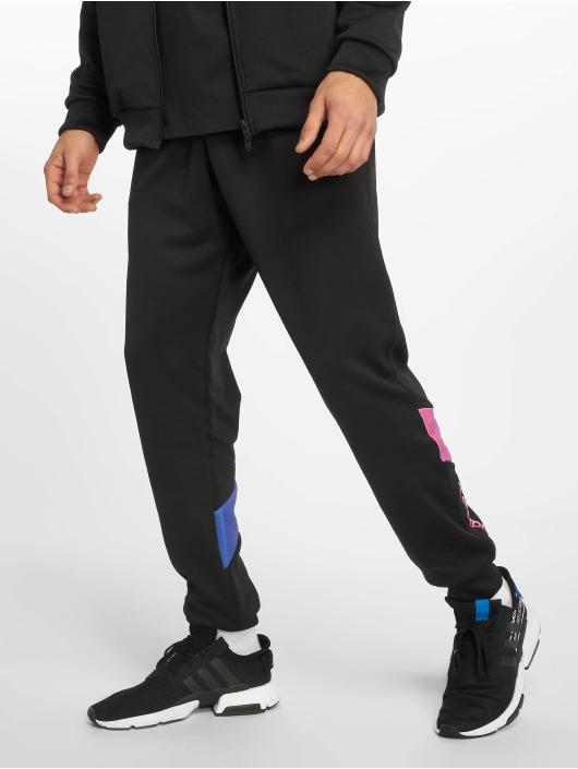 adidas originals Jogginghose Degrade schwarz