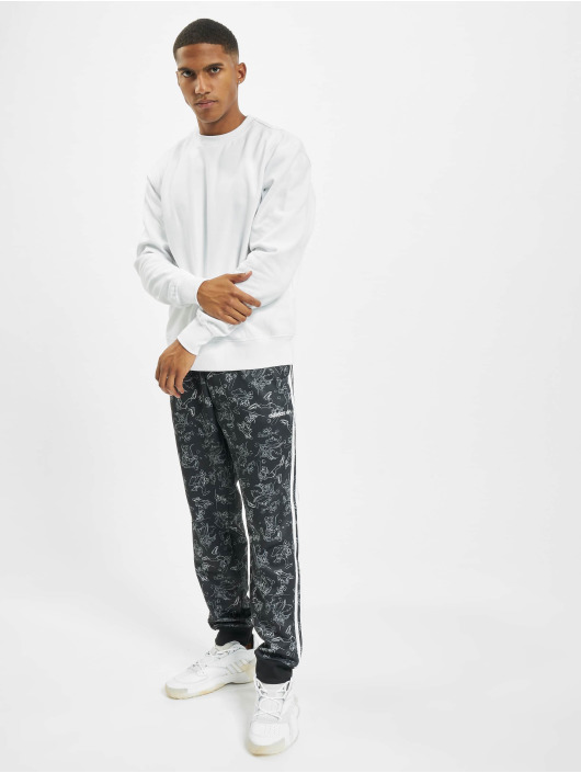 adidas Originals Jogginghose Goofy SST TP schwarz