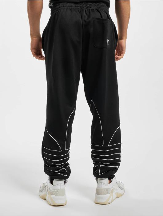 adidas Originals Jogginghose Big Trefoil Out Polytrico schwarz