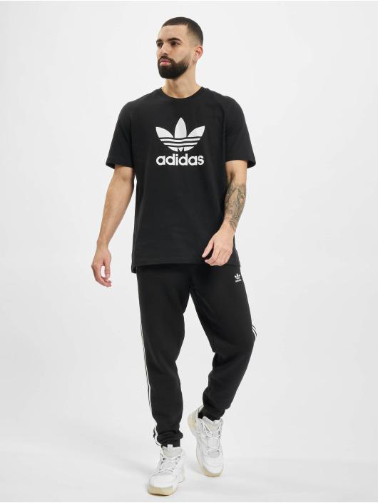 adidas Originals Jogginghose 3-Stripes schwarz