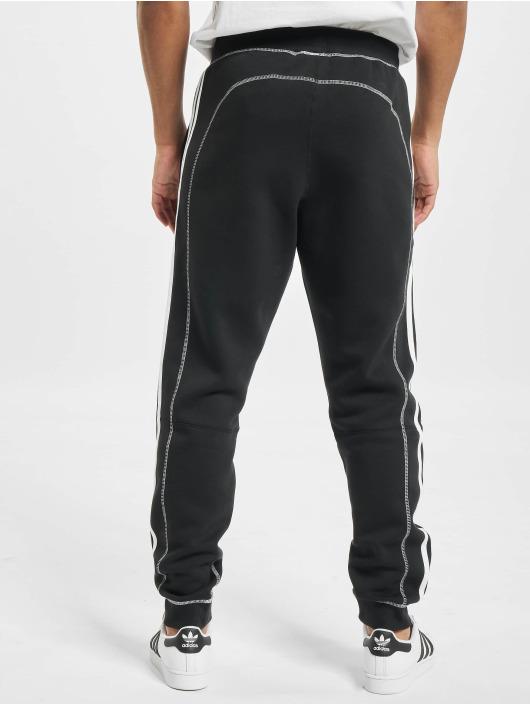 adidas Originals Jogginghose Contrast Stitch schwarz
