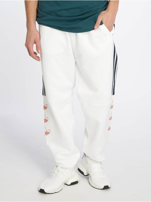 adidas originals Jogginghose Ft weiß