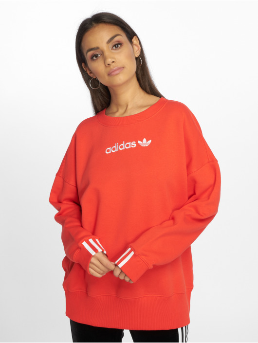 adidas originals Jumper Coeeze red