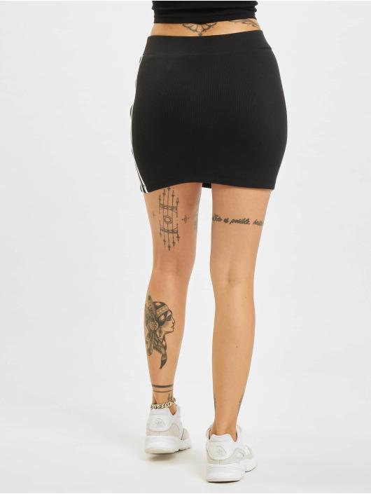 adidas Originals Jupe 3stripes noir