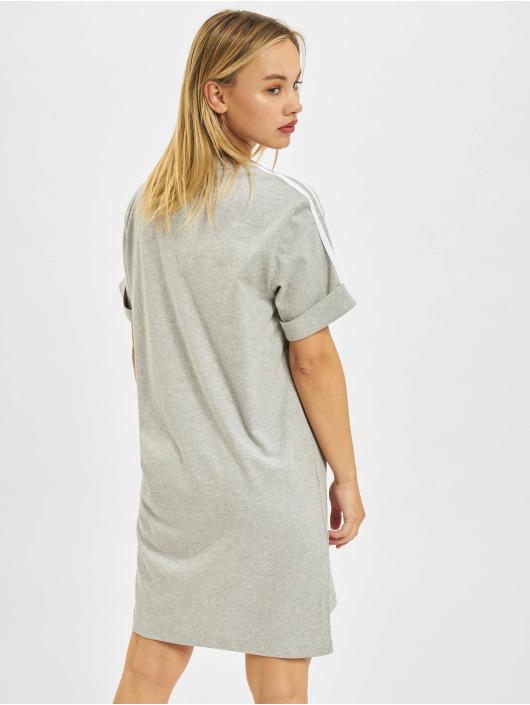 adidas Originals jurk Tee grijs