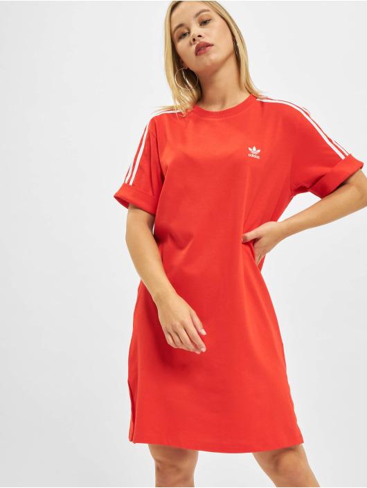 adidas Originals jurk Originals rood