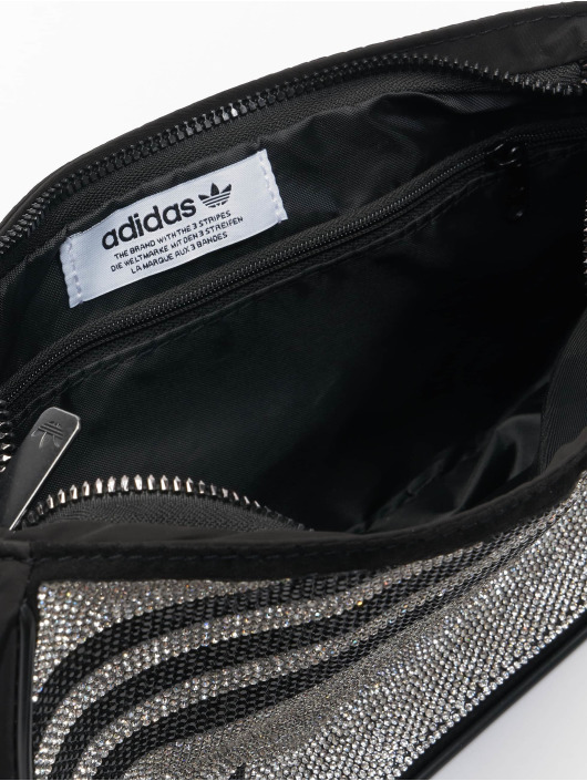 adidas Originals Kabelky Mini Airl strieborná