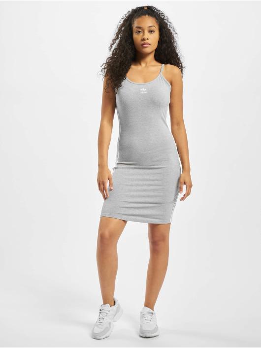 adidas Originals Kleid Tank grau
