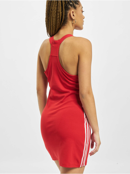 adidas Originals Kleid Racer rot