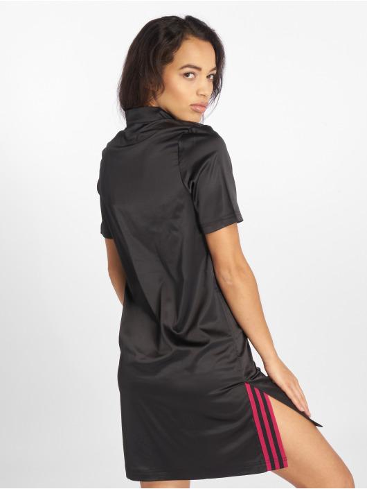 adidas originals Kleid LF Satin schwarz