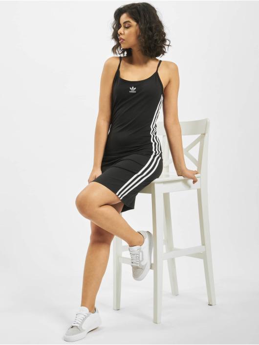 adidas Originals Kleid Tank schwarz