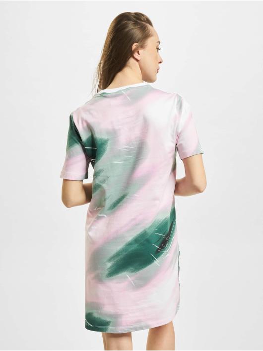adidas Originals Kleid T-Shirt weiß