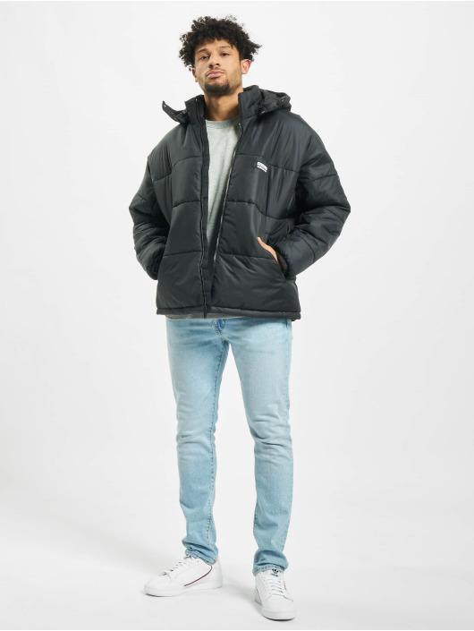 adidas Originals Kurtki pikowane R.Y.V. Lit czarny