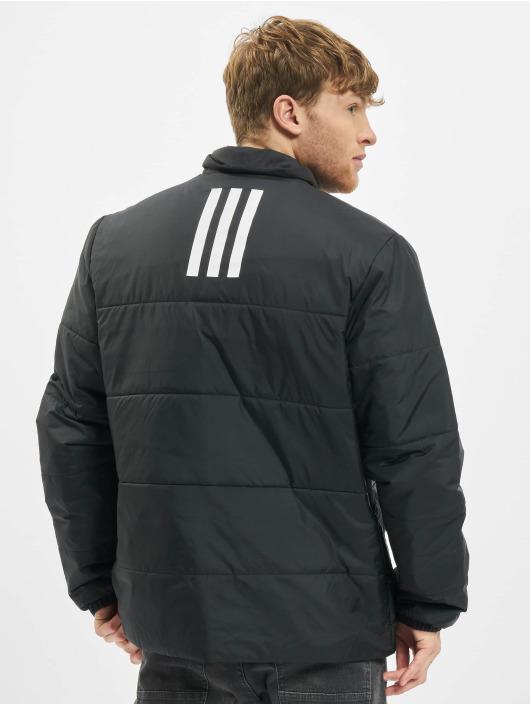 adidas Originals Kurtki pikowane BSC 3-Stripes czarny