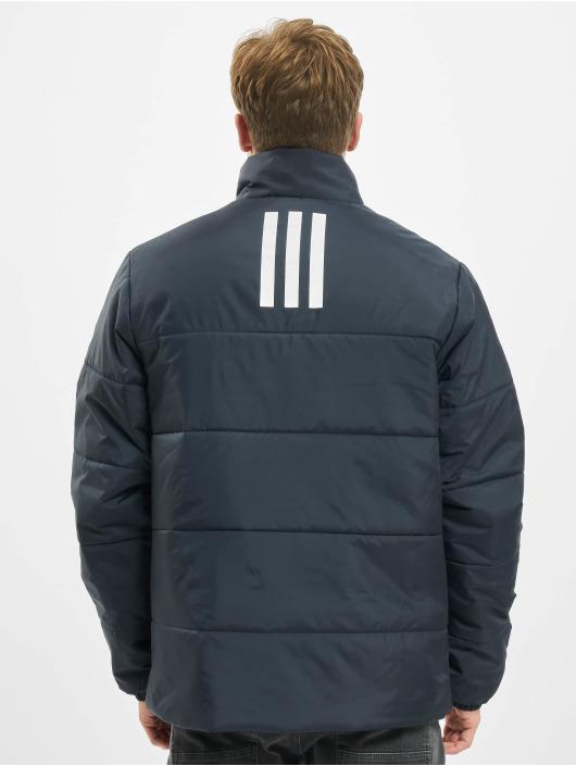 adidas Originals Kurtki pikowane BSC 3-Stripes niebieski