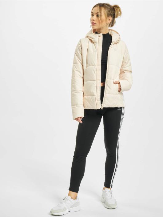 adidas Originals Kurtki przejściowe Slim bezowy